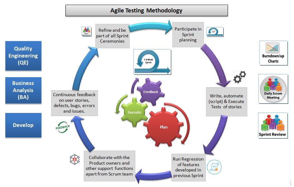 agile methodology pdf in testing