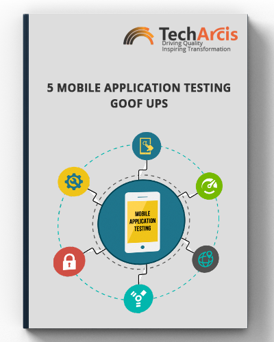 Software Testing & Software Quality Assurance Company:Techarcis